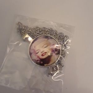 $4 with bundle Marilyn Monroe or Prince Necklace